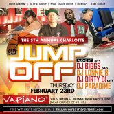 The 5th Annual Charlotte Jump Off