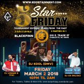 5 Star Friday Feat DJ Kool [Charlotte]