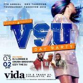 "7th Annual VSU DAY PARTY ""DMV TAkEover Edition"""
