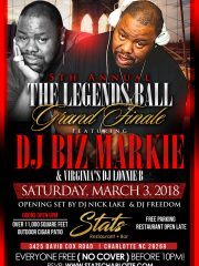 The Legends Ball With Biz Markie