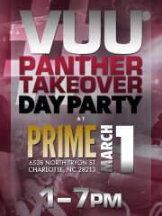VUU Panther Takeover Day Party