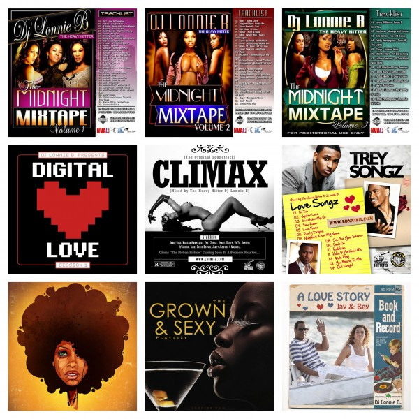 slow jam mixes